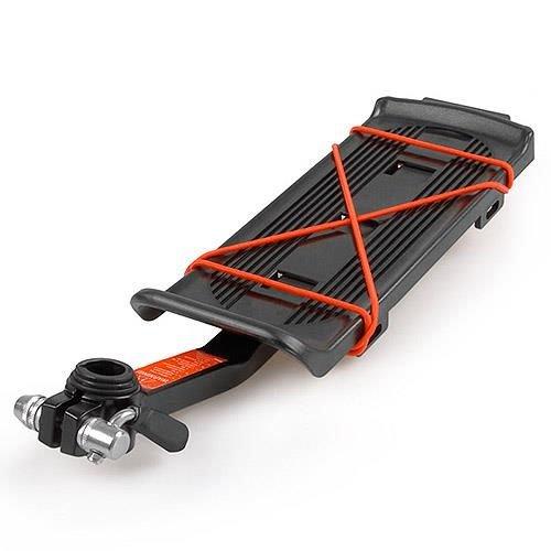 takestop® Sitz Gepäckträger Stuhl hinten Gepäck Boxen mit Kabel Kit Gummiband Gepäckträger Objekte Kit auf Stiel der Sattel