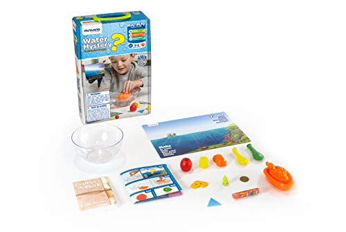 Miniland- Water Mystery Juego científico para niños. (45422)