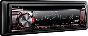 Kenwood Kdc-Dab4551U CD Mp3 Car Stereo USB with Aux Input and DAB