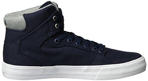 Supra Herren Vaider High-Top Blau (Navy-White)
