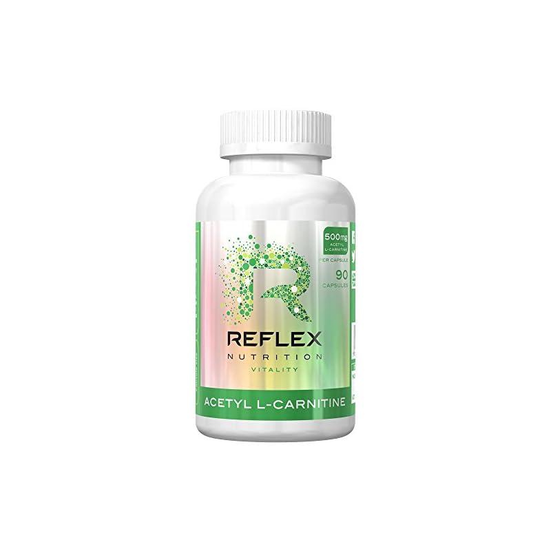 Reflex Nutrition Acetyl L-Carnitine Supplement (90 Caps)