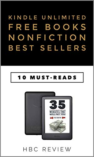 Kindle Unlimited Free Books Nonfiction Best Sellers: 10 Must-Reads (English Edition)