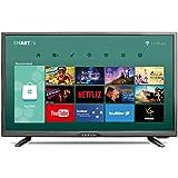 Kevin 80 cm (32 Inches) HD Ready LED Smart TV K32CV338H (Black) (2019 Model)