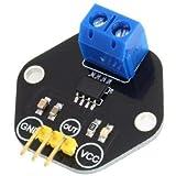 RanDal Ldtr - Rm034 / 30A Acs712-30A Sensor De Corriente Para Arduino - Negro