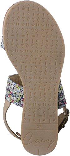 Coolway Damen Sandalen bunt