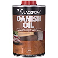 Blackfriar BKFDOC250 250 ml Danish Oil - Clear