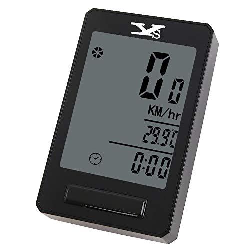 L YS718 Englische Version der Fahrradkilometercodetabelle -