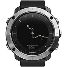 Suunto, TRAVERSE, Reloj GPS Outdoor para Excursionismo y Senderismo, Hasta 100 Hrs. de batería, Sumergible, Negro, SS021843000