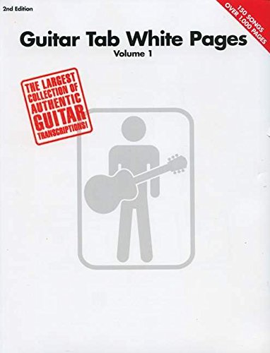 Guitar Tab White Pages: 1