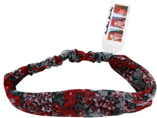 utique Headband - Spring Flowers Headband - Stylish Fashion Headband by Wild Girl Headband (Fashion Kids Boutique)