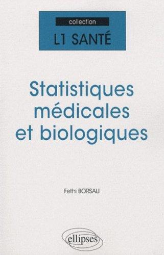 Statistiques médicales et biologiques par Fethi Borsali