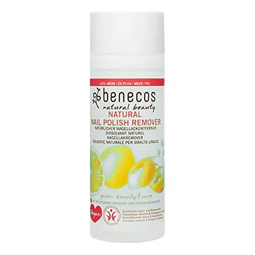 Benecos - Dissolvant Ongles 125mL - Vendu par pièce - Livraison Gratuit en France