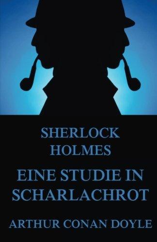 Buchseite und Rezensionen zu 'Eine Studie in Scharlachrot: Illustrierte Ausgabe' von Arthur Conan Doyle