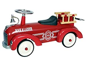 Voiture de jouet vintage