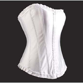 Luxury White Corset (Large)