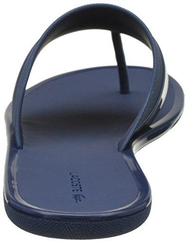 Lacoste Damen Promenade Ace 117 1 Caw Nvy Flip-Flops Mehrfarbig (Nvy/nvy)