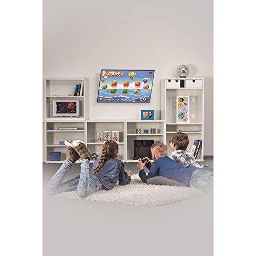 """prezzo Hama Supporto per Lcd""""Motion Tv"""",Xs, 66Cm (26″), 25 Kg, Vesa 100X100, Inclinabile, Colore Nero"""
