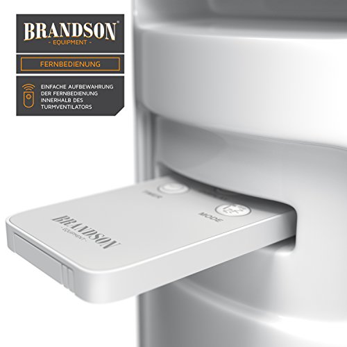 BRANDSON – Turmventilator  Fernbedienung Bild 3*