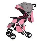 TYX Crossdresser Ombrello da Bambino ad Alta visibilità per passeggini per...