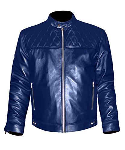 luvsecretlingerie - Blouson - Homme Bleu Marine
