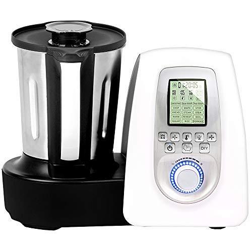 Gridinlux - Robot de cocina Multifunciones. 10...