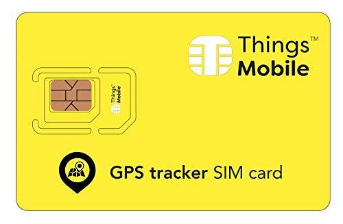 Tarjeta SIM rastreador GPS / GPS tracker