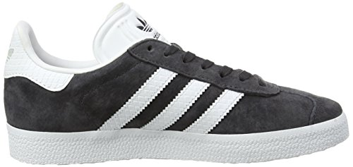 adidas Damen Gazelle Sneakers Schwarz (Utility Black /ftwr White/gold Met.)