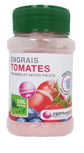FERTICAMENT Engrais Tomates - Blanc 7,8 x 7,8 x 13,9 cm