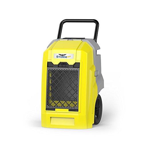 Kommerzieller Luftentfeuchter für Wasserschäden Wiederherstellung Teppichreinigung und Bautrockner (70 L)