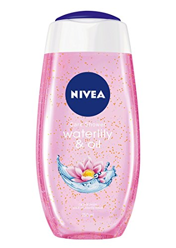 Nivea Bath Care Shower Water Lily Oil, 250ml