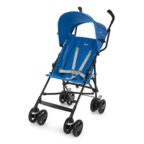 Chicco 79257590 - passeggino snappy - colore blu