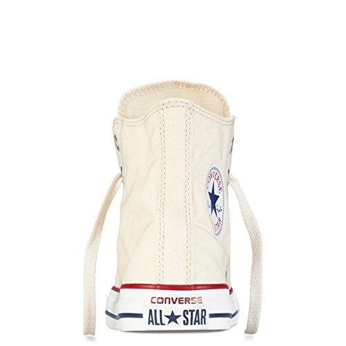 Converse Ctas Core Hi, Baskets mode mixte adulte Blanc cassé - Off White