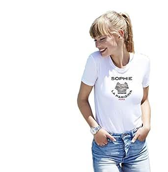 Sophie la Parigina Tshirt marinara small