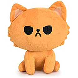"Harry Potter - Peluche 7""/18cm Crookshanks, Gato de Hermione Calidad Super Soft"