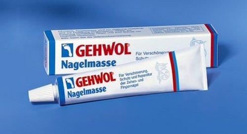 GEHWOL Nagelmasse antimykotisch, Nagelgel, 15ml, Nagelmasse