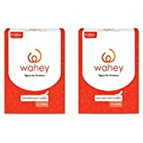Wahey Perfumed Panty Liners/Pantyliners With Cotton Covering, Pack Of 2 (100 pcs)