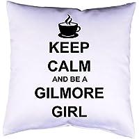 Kissen mit Druck Keep Calm Gilmo