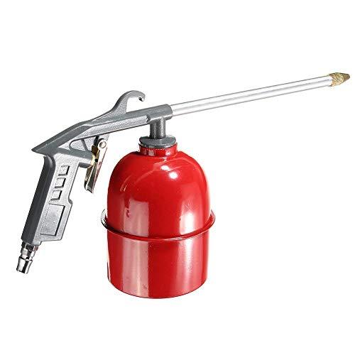 Motor Reinigungspistolen Solvent Air Sprayer Entfetter Siphon Werkzeuge Grau Für Die Motorpflege Autowerkzeuge Zubehör Aufbewahren ()