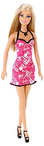 Barbie-Puppe Chic Rosa und weiß