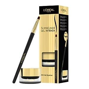 Super Liner 24 Hour Gel Eyeliner by L'Oreal Paris Violet Black 03 2.8g