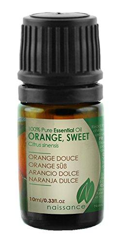 Naissance Olio Essenziale di Arancio Dolce - Puro al 100% - 10ml