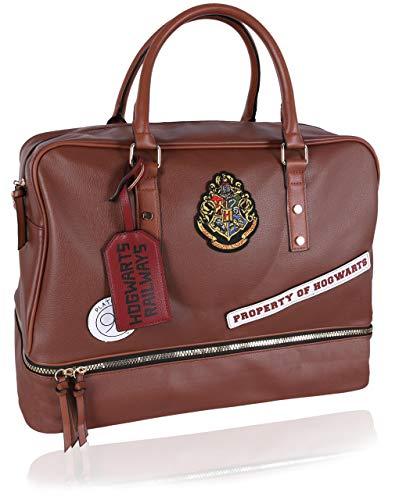 braune Reisetasche ()