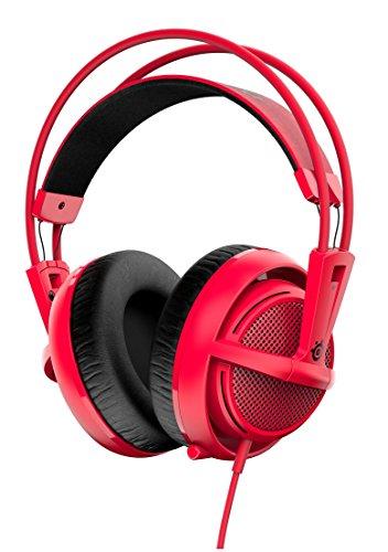 SteelSeries Siberia 200 - Auriculares para juego, micrófono retráctil, gestión de software,...