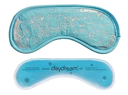 Daydream Premium Flowers Blue mit Retinol-Rückseite (und Kühlkissen) (V-6006) (FLOWERS BLAU)