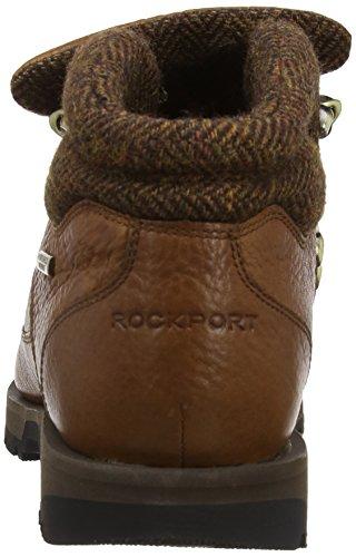 Rockport - PKVW Boundary WP, Stivali da Uomo Beige(Beige (Dark Tan))