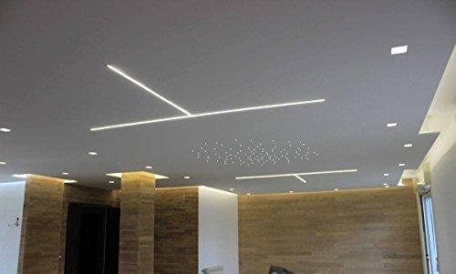 kit-cielo-stellato-luce-fredda-50-faretti-trasparenti-led-incasso-12v-alimentatore-incluso