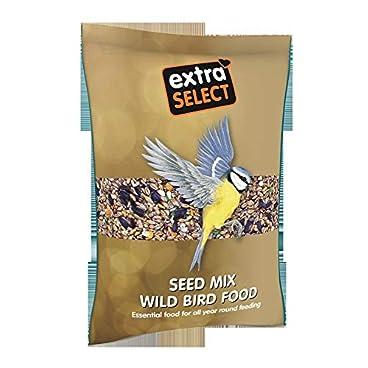 Extra Select Seed Mix Wild Bird Food