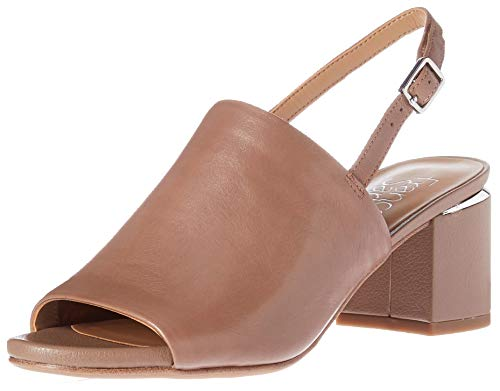 Franco Sarto Damen Marielle Sandalen mit Absatz, Taupe, 36 EU (Franco Schuhe Frauen Sarto)