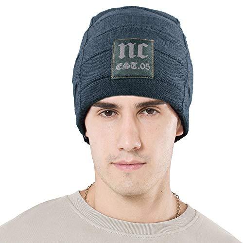 Danolt Cappello Invernale Fluff Cappellino Soft Beanie Morbido Unisex per Donna e Uomo, Ideale per Escursionismo, Pesca, Corsa, Sci, Passeggiate