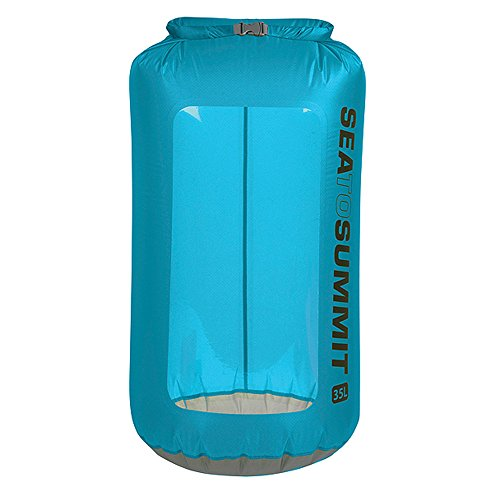 Sea to Summit Ultra-Sil View Dry Sack blu